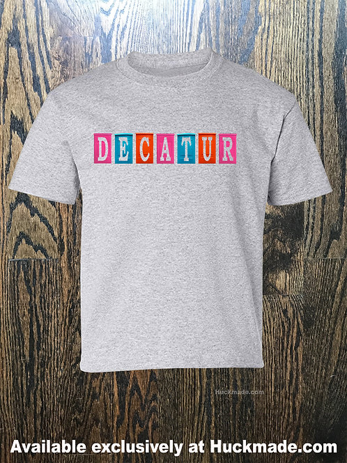 City of Decatur Planters, Decatur Planters, decatur planters shirt, planterpride, Huckmade, city of decatur, shirt,