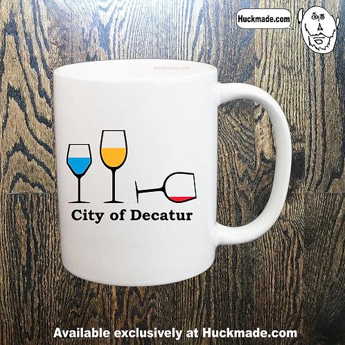 Decatur Wine Party: Coffee Mug
