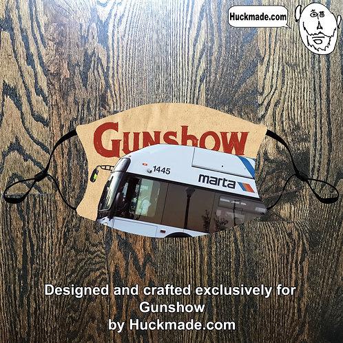 Custom Gunshow vs. MARTA: Adult Face mask