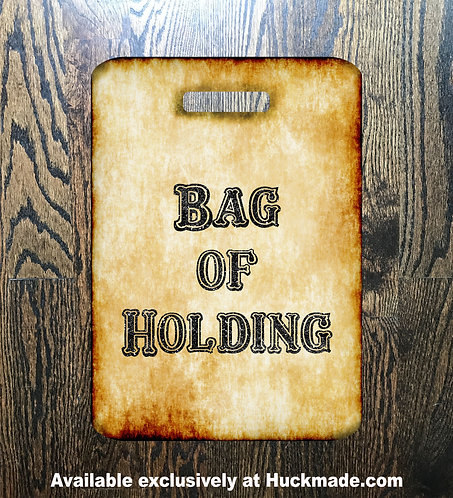 Bag of Hold: Luggage Tag