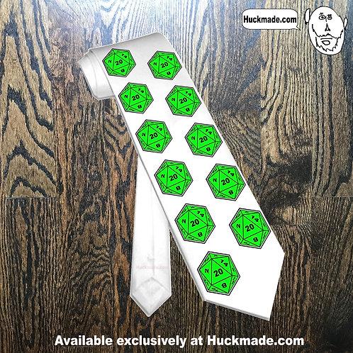 D20: Neck Tie