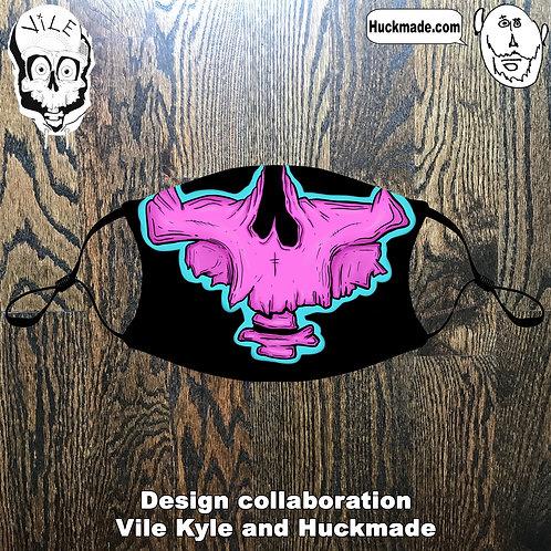 Vile Kyle: Adult Pocket Face mask (design 1)