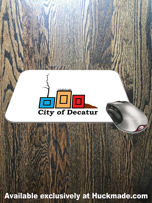 Decatur Planters: Mouse Pad