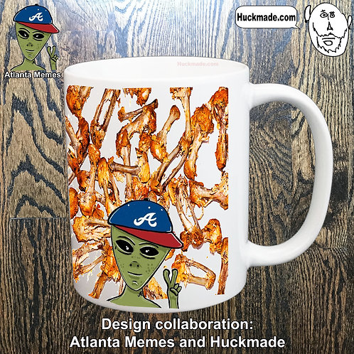 Atlanta Memes: Coffee Mug