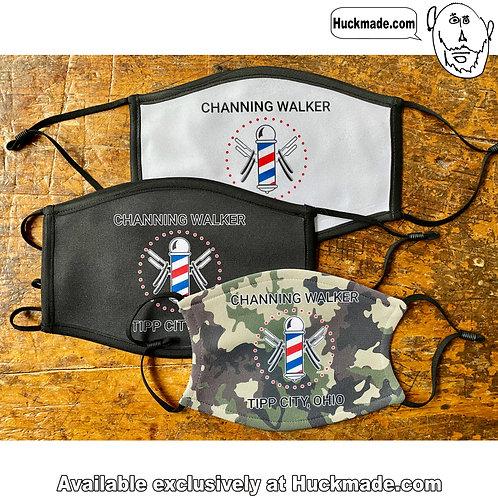 Custom Tipp City Barber Shop: Face mask (set of 6 masks)