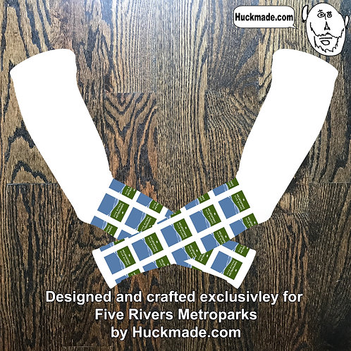 5 Rivers Metroparks: Custom Performance Sun Sleeves (Design 2)