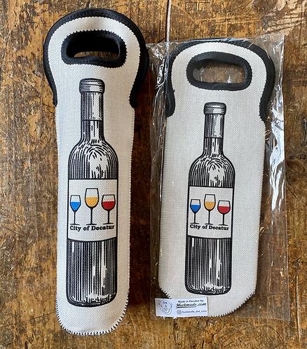 Decatur Wine: Wine Tote