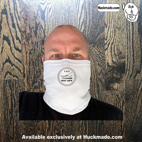 Custom design for C&S Boat Crew: Neck Gaiter/Face mask