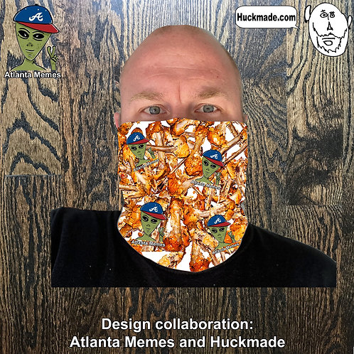 Atlanta Memes: Neck Gaiter/Face mask