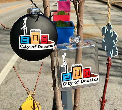 Decatur Planters: Holiday Ornament