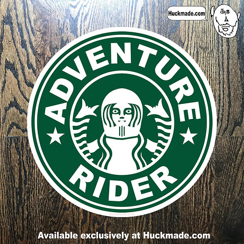 Adventure Rider: Decal