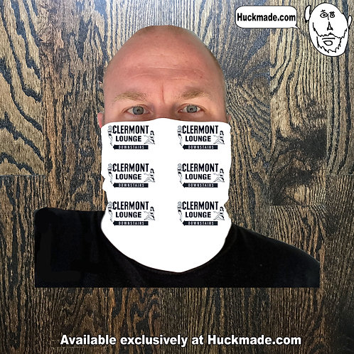 Clermont Sign: Neck Gaiter/Face mask