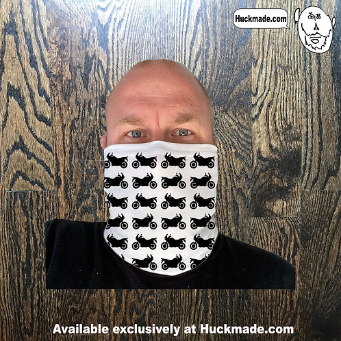 Super Tenere: Neck Gaiter/Face mask