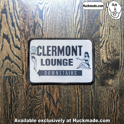 Clermont: Patch (printed iron-on)