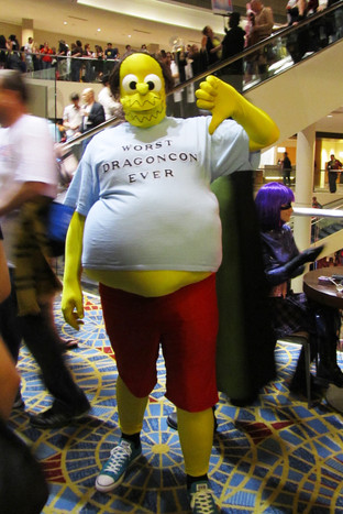 Comicbook Store Guy costume