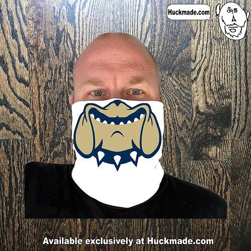 Decatur High (smile): Neck Gaiter/Face mask