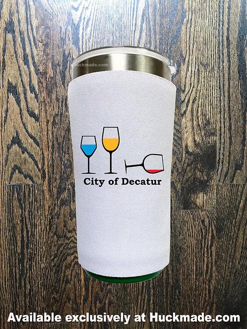 Decatur Wine Party: Yeti 20oz Koozie