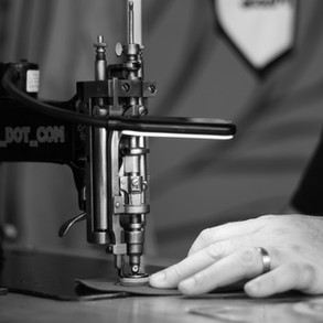 Stitching on the Singer 114w103