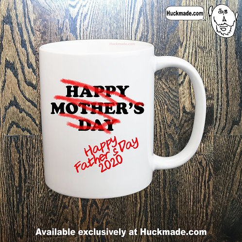 Happy Father's Day 2020 Last Minute Gift: Coffee Mug
