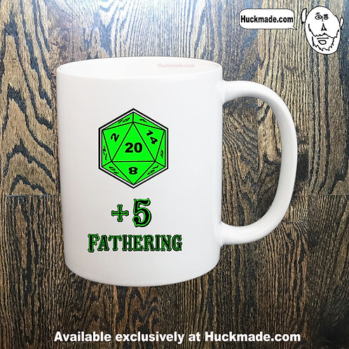 +5 Fathering: Coffee Mug