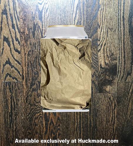 Paper Bag: Can koozie