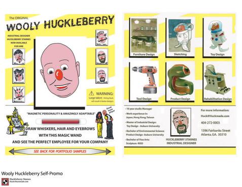 Wooly Huckleberry promo.jpg