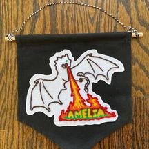 Dragon Fire banner