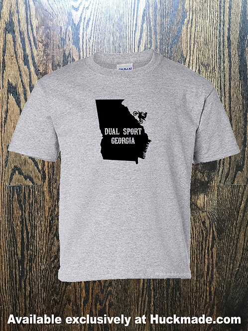 Dual Sport:  Adult T-Shirt (all 50 states available)