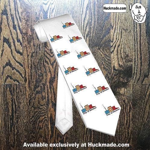 Decatur Planters Pattern: Neck Tie