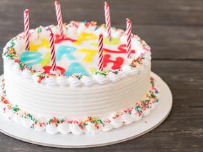 Kinda Homemade Ice Cream Cake