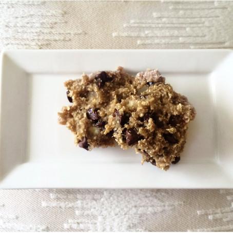 4-(Maybe 5)-Ingredient Cookies