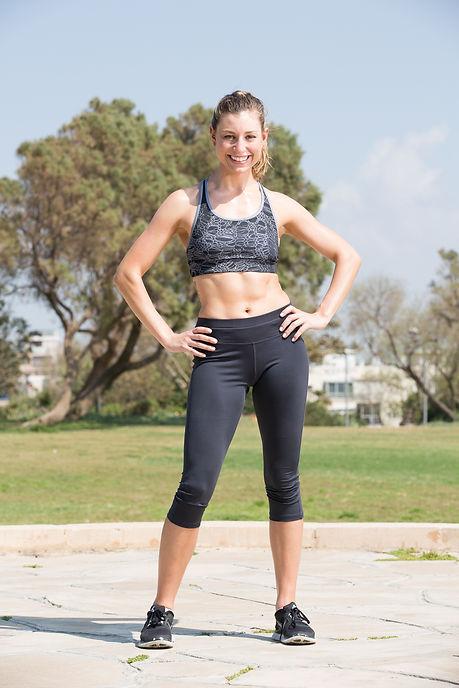 Ilana Pickett_Personal Trainer