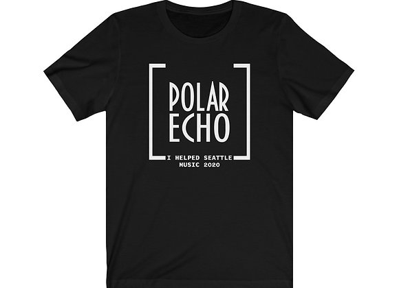 Original POLAR ECHO tee (Help Seattle Edition 50% donation)