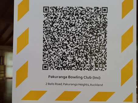 Covid Tracer -  QR Code Scanning