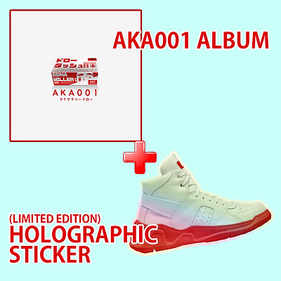 Holographic DoroDasshu Sticker +Album