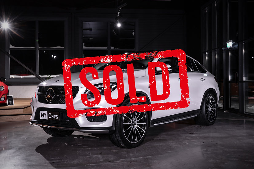SOLD! Mercedes-Benz GLE 450 AMG -16