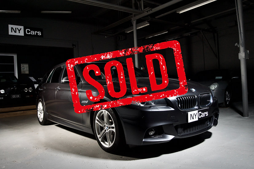 SOLD! BMW 530d (F11) -14
