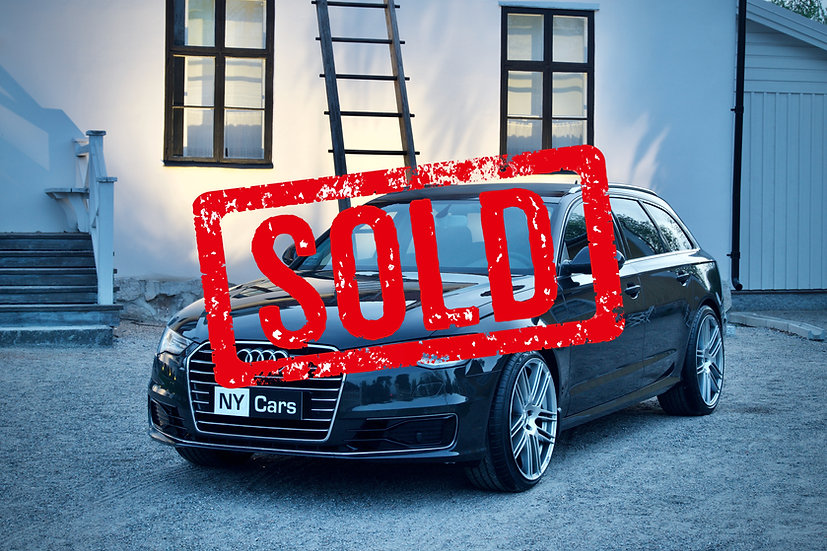 SOLD! Audi A6 Avant -15
