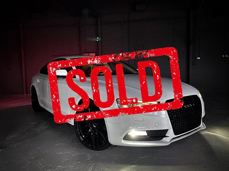 SOLD! Audi A5 -13