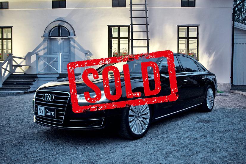 SOLD! Audi A8 L -16
