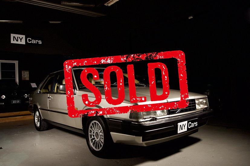 SOLD! Volvo 780 C Bertone -87