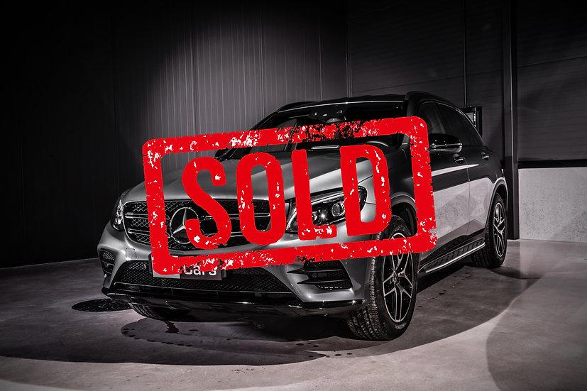 SOLD! Mercedes-Benz GLC 250d -18