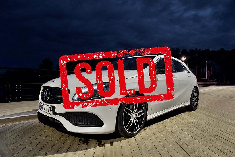 SOLD! Mercedes-Benz A 200d 4matic -17