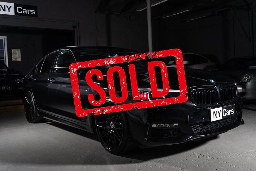 SOLD! BMW 520d (G30) -17