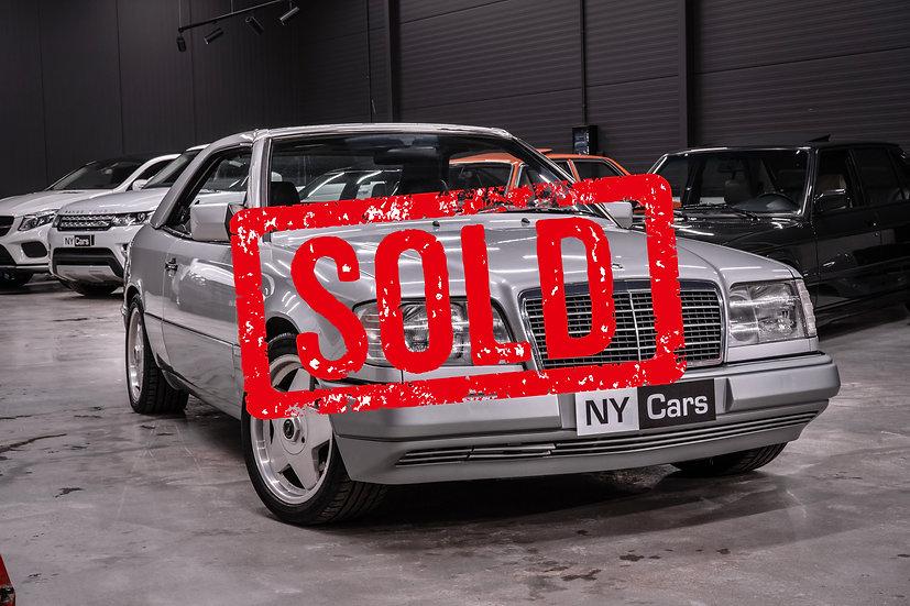 SOLD! Mercedes-Benz E 220 Cabrio -94