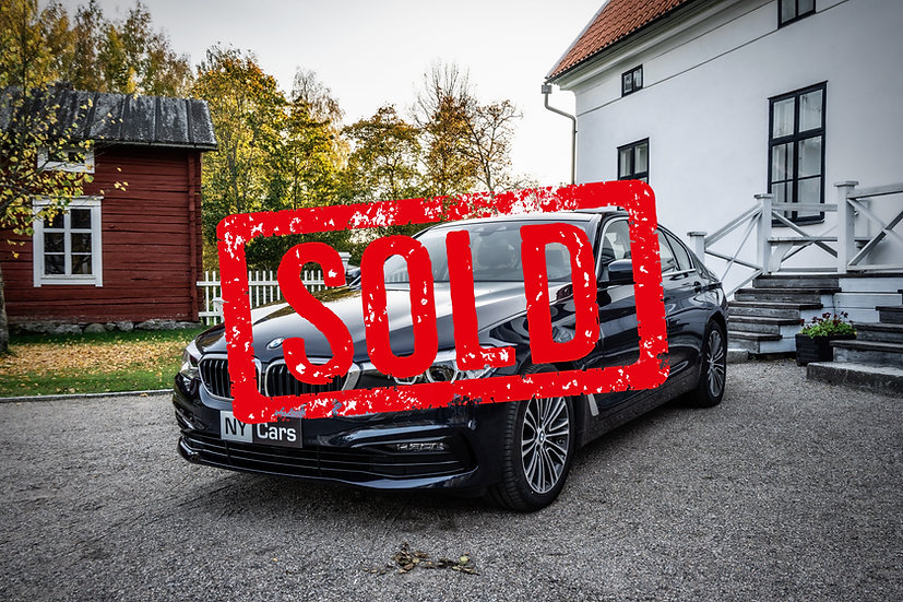 SOLD! BMW 530e xDrive iPerformance -20