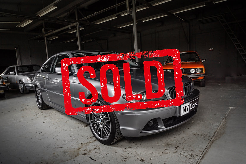 SOLD! BMW E46 320 Ci -03