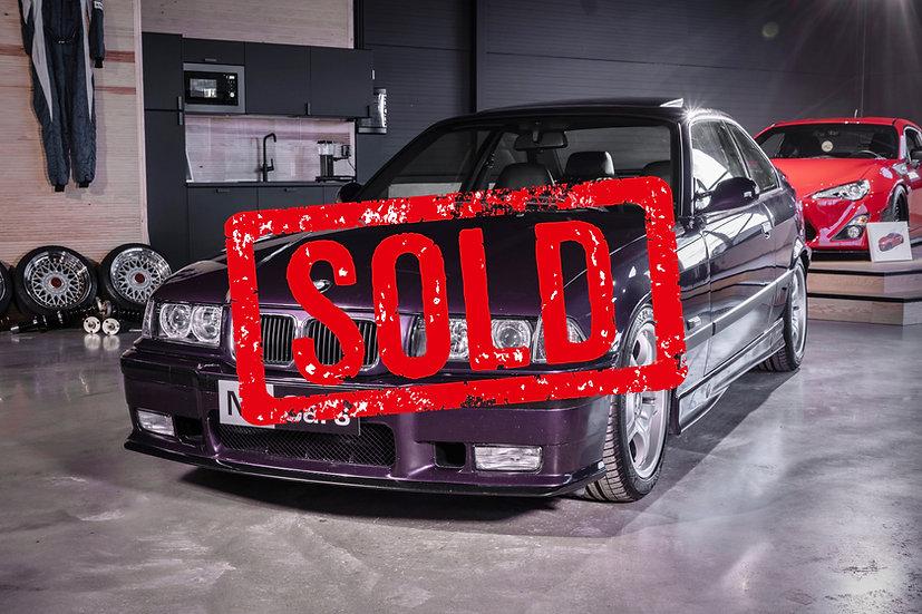 SOLD! BMW E36 M3 -94