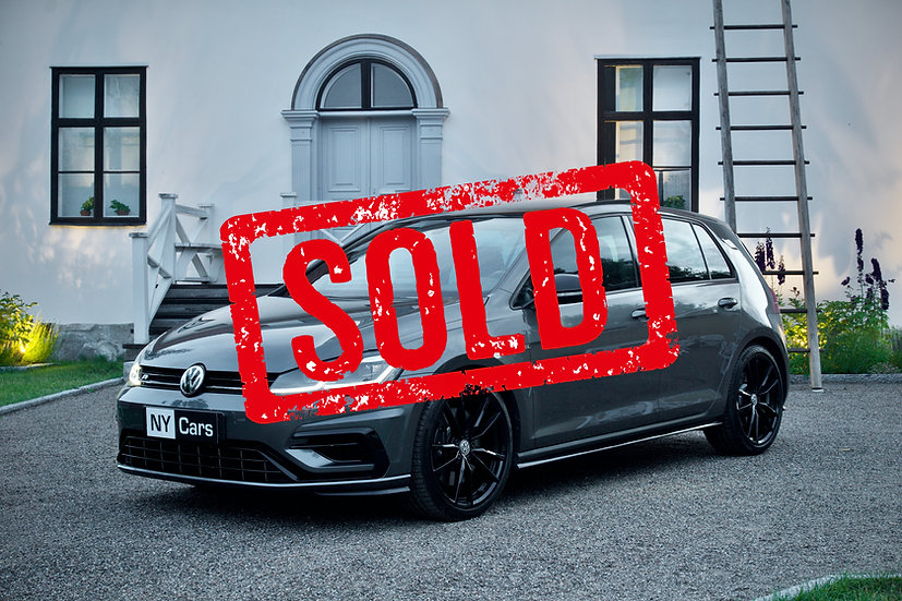 SOLD! VW Golf R -20