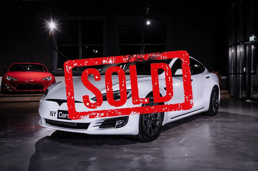 SOLD! Tesla Model S 75 -16
